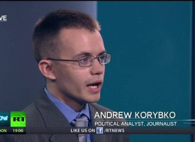 "Andrew Korybko On The ""Arab Spring"""