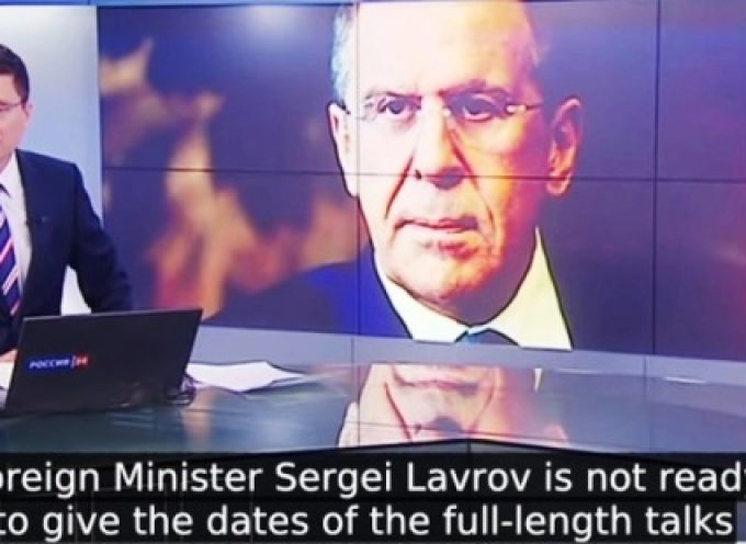 "Lavrov's interview and answers to questions for the programme ""Moscow. Kremlin. Putin"""