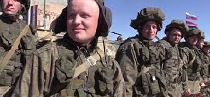 We Must Remind the West That Russia Defeated ISIS, by Ruslan Ostashko