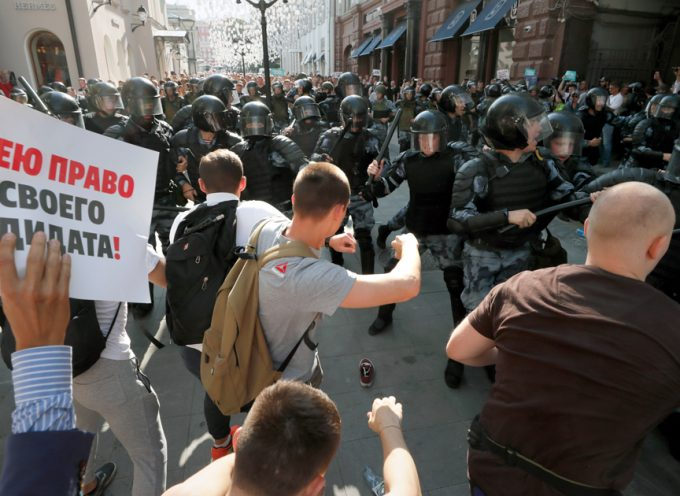 The dialectic of the Moscow Protests Hoax