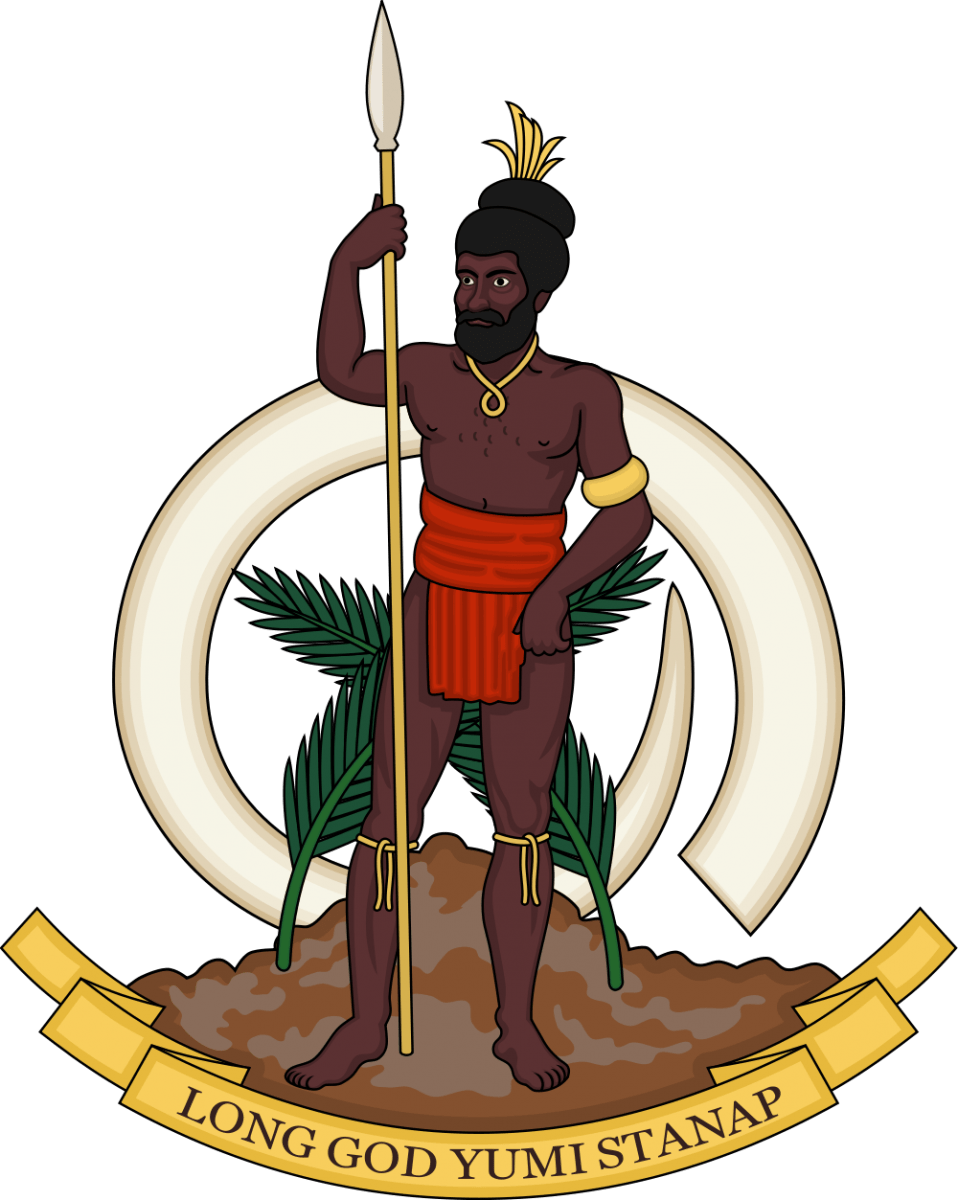 Brasão de Vanuatu