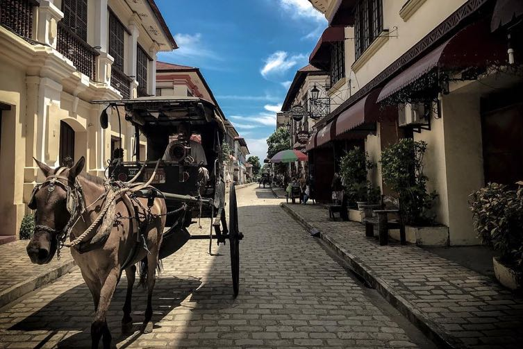 24 Hour Itinerary In The City Of Vigan Dg Traveler