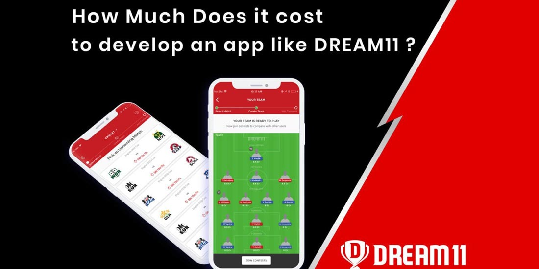 How Much Does an App Like Dream11 Cost