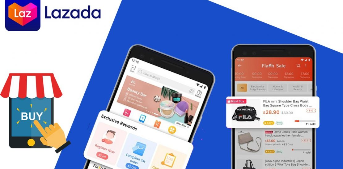 How Much Will it Cost to Develop an App like Lazada?