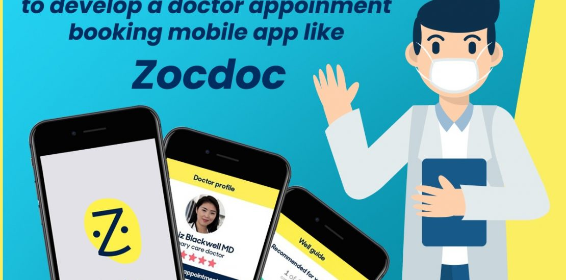 How much does it cost to develop mobile app like Zocdoc?