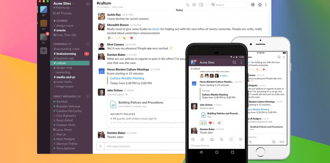 How Much Does it Cost to Build a Messaging App like Slack?