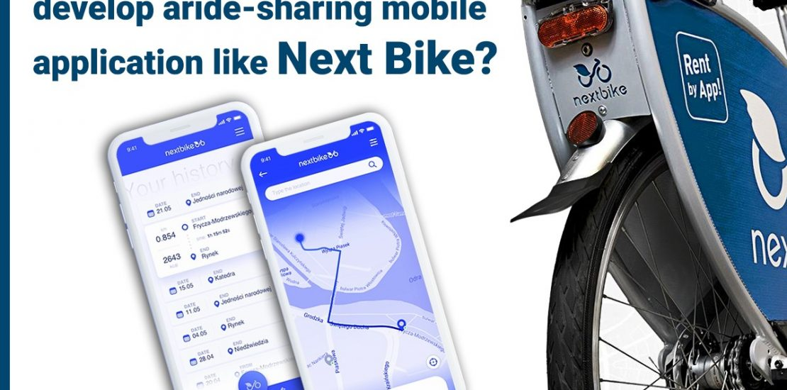 How much does it cost to develop a ride-sharing App like Nextbike?