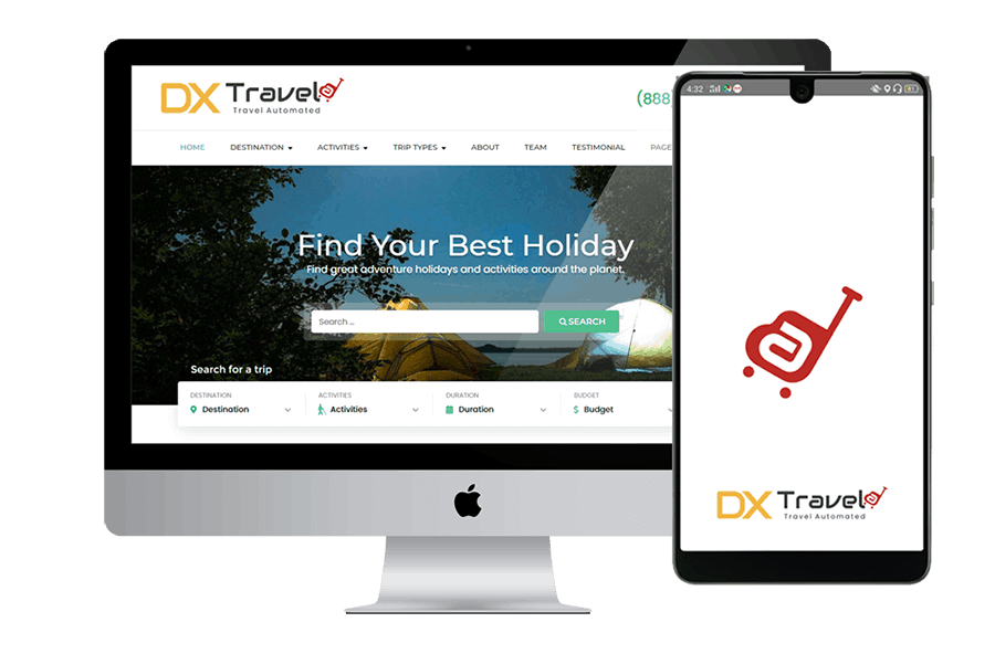 dxtravela-travel-app-software-development