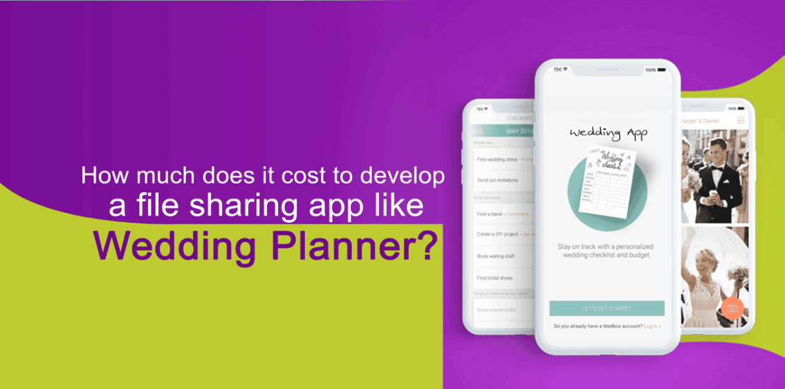 Wedding Planner App development cost