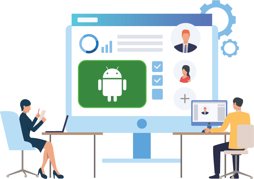 android app developers dxminds
