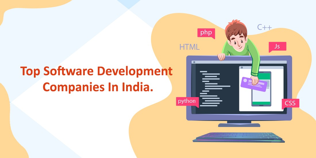 Top software development companies in India