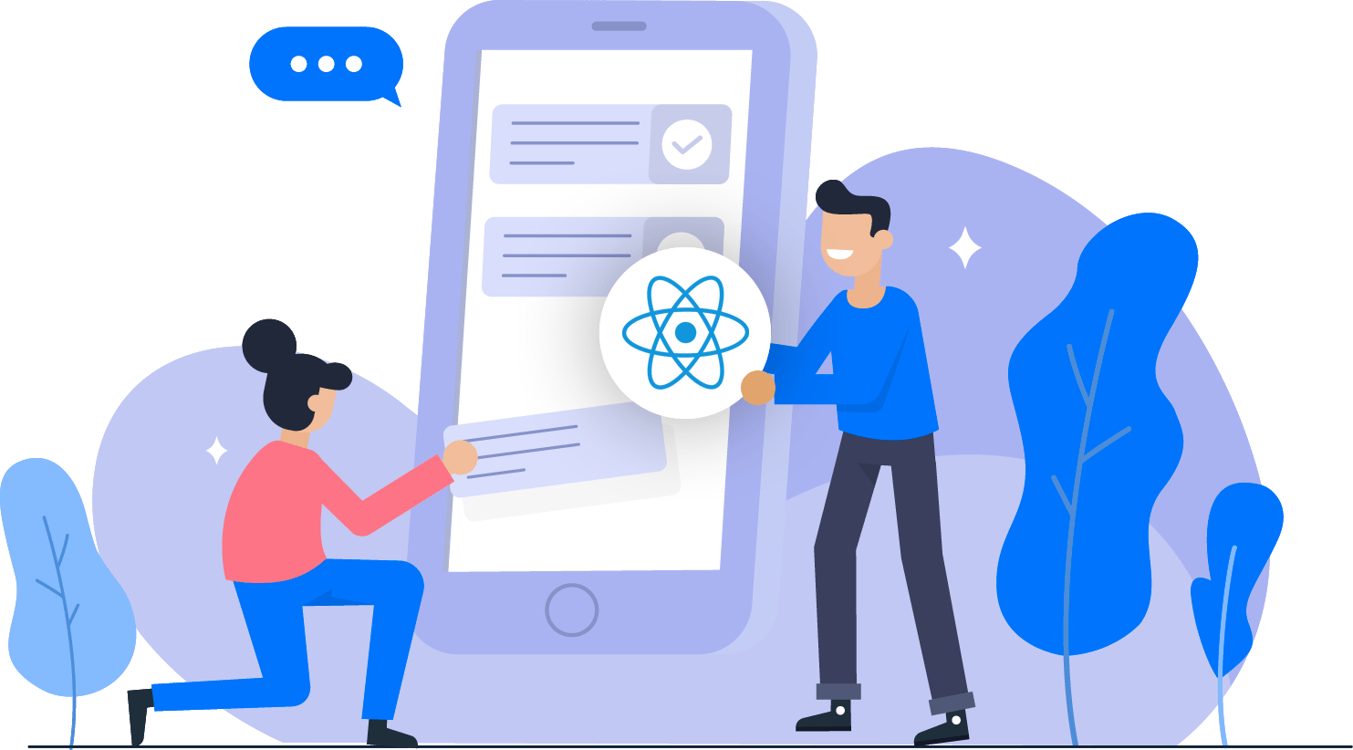 Top React Native development company in India