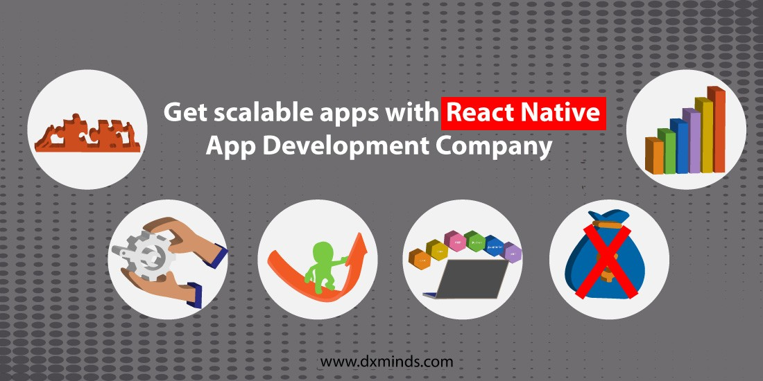 Get Scalable apps with React Native App Development Company