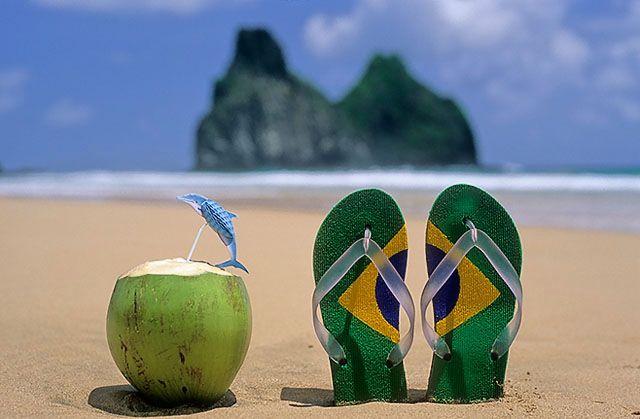 Fernando de Noronha Island PY0F/PP1CZ 2014 Beach