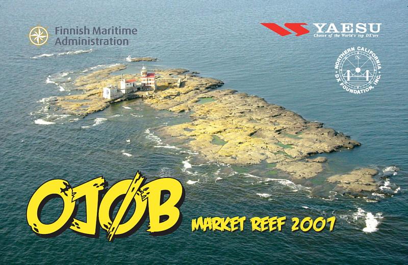 Market Reef OJ0B QSL