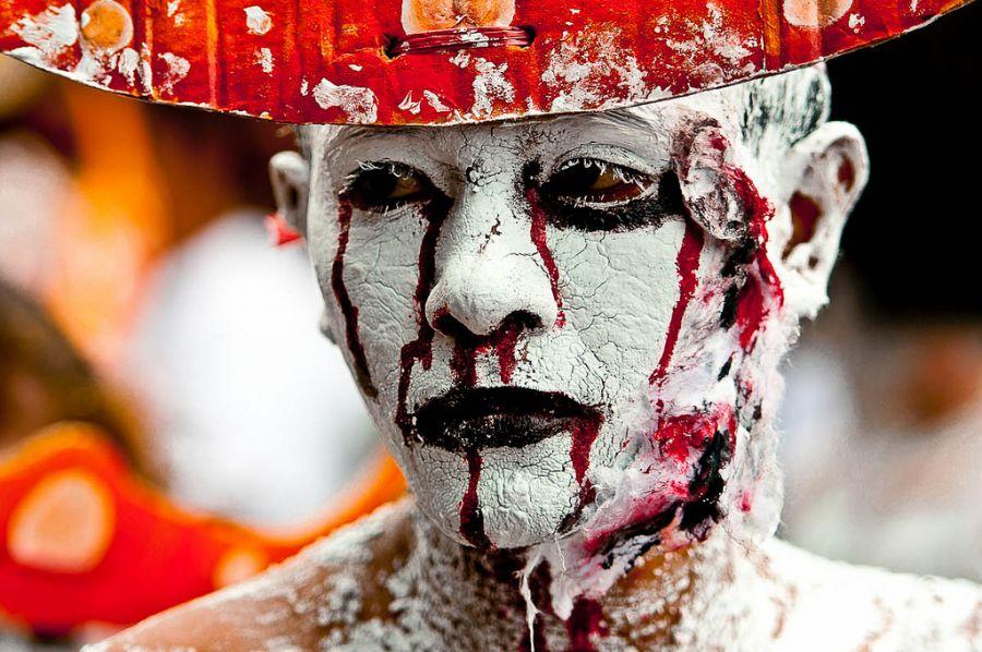 Timor Leste 4W/DJ2EH Carnaval Dili.