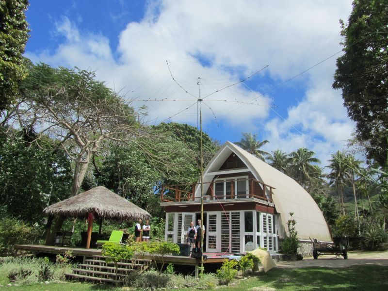 YJ0X Vanuatu Villa Chelle