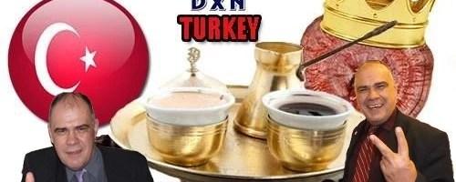 DXN Turkey Ganoderma kahva.
