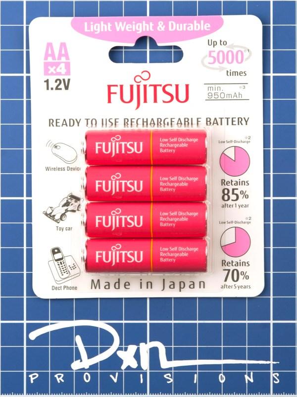 Fujitsu Pink Lightweight AA