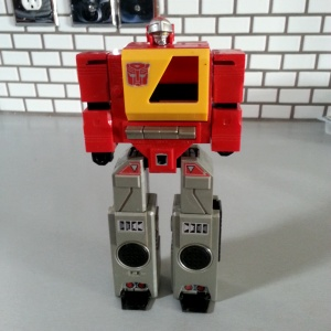 Blaster - G1 1985