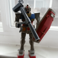 Gundam RX-78 Bandai from Toys R'Us Gundam MSIA RX-78 Bandai 2000