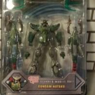 "Nataku Gundam Battle Scarred Bandai America 2003 4.5"""