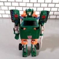 Hoist - Transformers G1 Commemorative Series V 2003 Japanese ID number 46