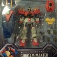 Maxter Gundam GF13-006NA MSIA 2002 Bandai America - representing Neo America - from anime Kidō Butōden G-Gundam(機動武闘伝Gガンダム) 1994-1995 Item#11302