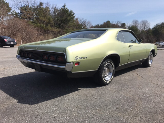 1970 Mercury Cyclone Gt In Westford MA   Clair Classics Contact us about this car