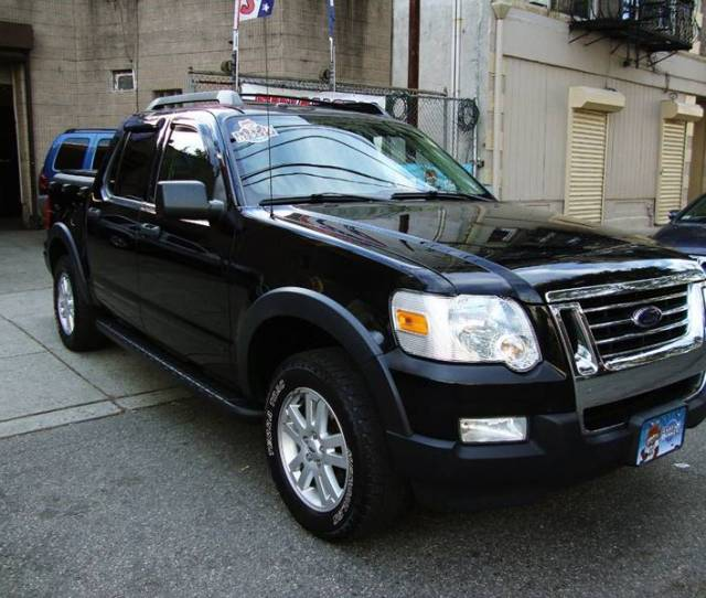 2010 Ford Explorer Sport Trac For Sale At Discount Auto Sales In Passaic Nj