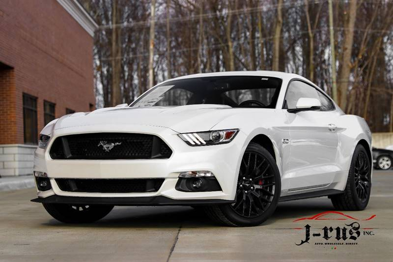2017 Ford Mustang GT Premium In Macomb MI   J Rus Inc  2017 Ford Mustang for sale at J Rus Inc  in Macomb MI