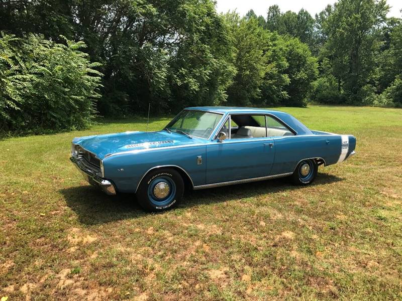 1967 Dodge Dart SOLD SOLD SOLD