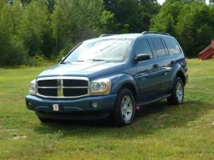 2005 Dodge Durango SLT 4WD 4dr SUV In Hampstead NH  Route