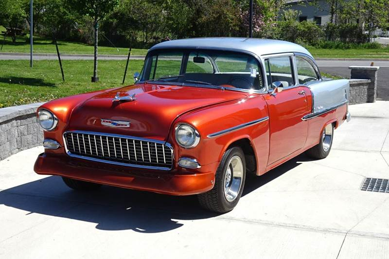 1955 Chevrolet 210 2 Door Post In Hilton NY   Great Lakes Classic Cars 1955 Chevrolet 210 2 Door Post   Hilton NY