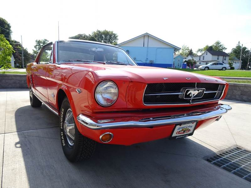 1965 Ford Mustang Hardtop In Hilton NY   Great Lakes Classic Cars 1965 Ford Mustang Hardtop   Hilton NY