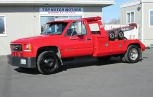 1995 Gmc 3500 Tow Truck Wheel Lift In Yakima WA  Top