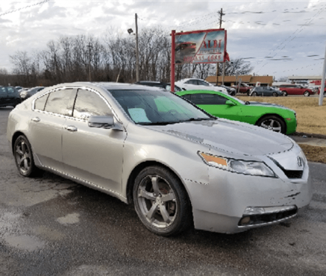 2009 Acura Tl For Sale In Louisville Ky