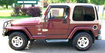 Used 2001 Jeep Wrangler For Sale In Maine Carsforsale Com