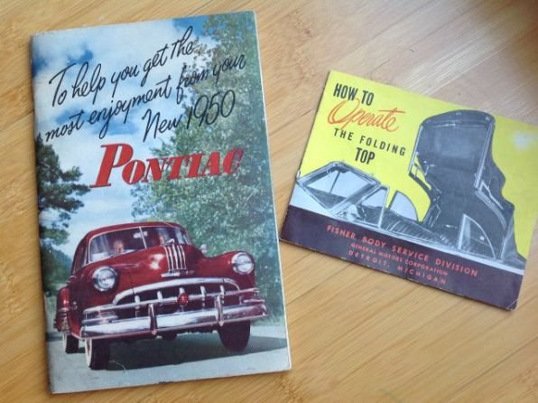 1950 Pontiac Chieftain Silver Streak Convertible - Kansas City MO