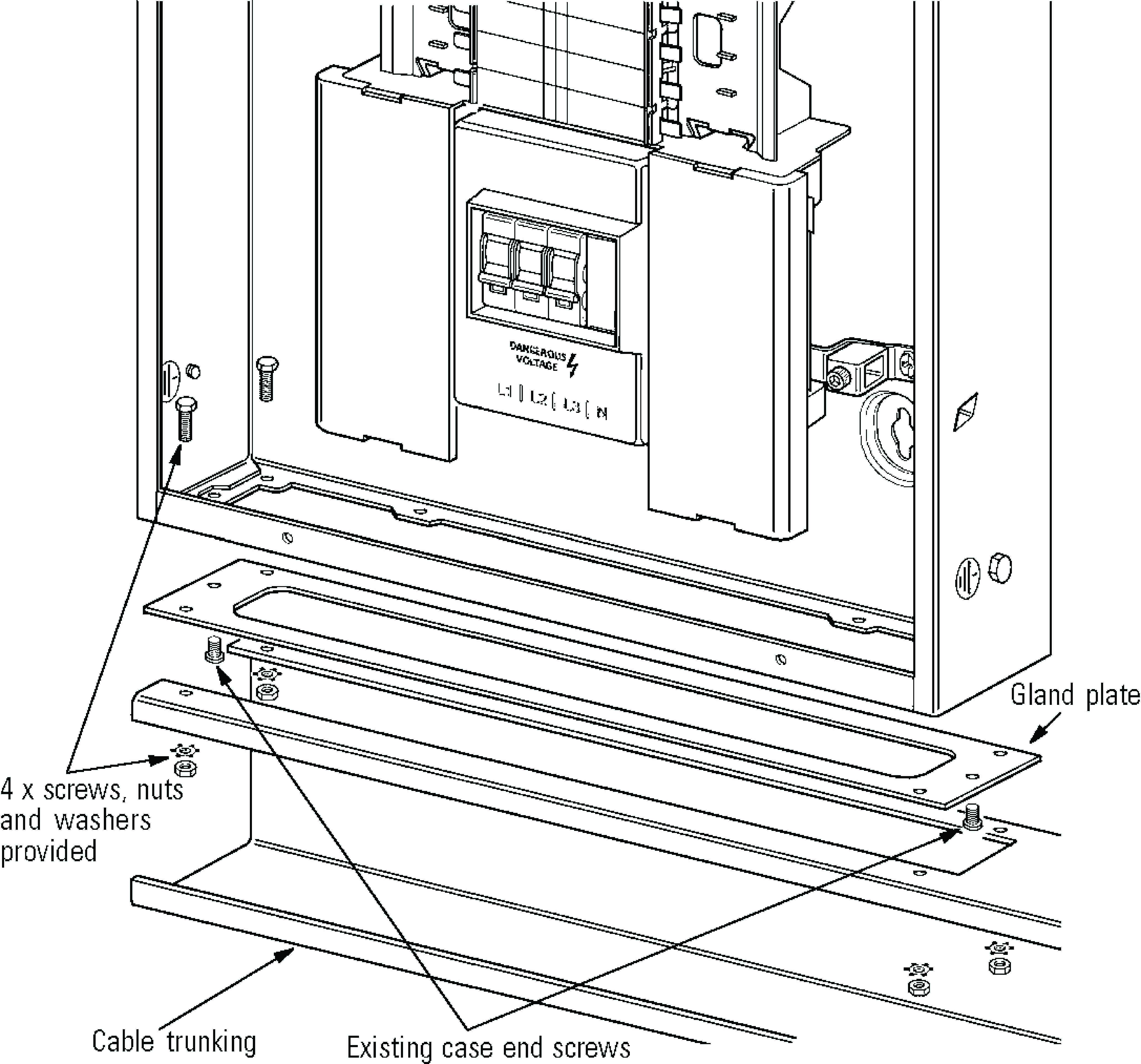 Cut Out Time And Money For Distribution Board