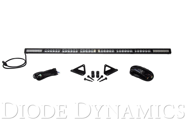 Now Available Hood Light Bar Bracket Kit For The