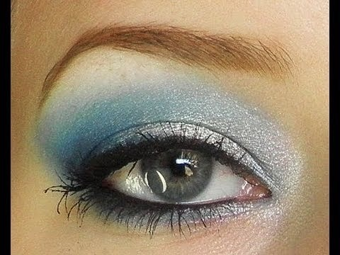 Winter Wonderland Inspired Makeup Sweetheartfrosty Video