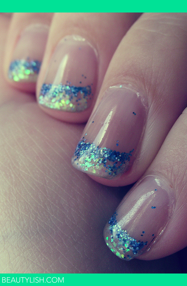 Mermaid Gel Nails Rebecca Ss Photo Beautylish