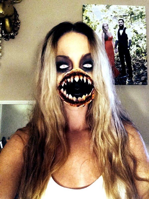 Alien Halloween Makeup Kiss Me Dollface Xs