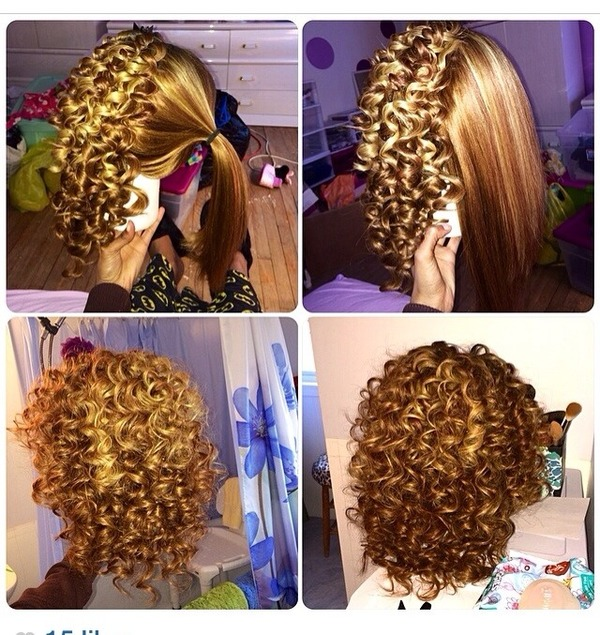 Spiral Wand Curls Ebonie As Photo Beautylish