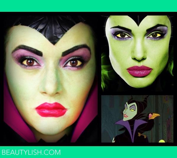 Maleficent Halloween Makeup Breanna Bs Photo Beautylish