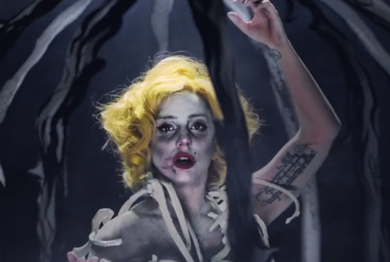 Lady Gagas Applause Video Who Did The Makeup And Hair