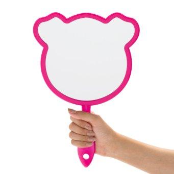 Jeffree Star Cosmetics Pig Hand Mirror Pink alternative view 3.