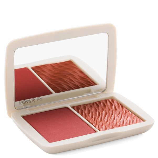 COVER | FX Monochromatic Blush Duo Spiced Cinnamon