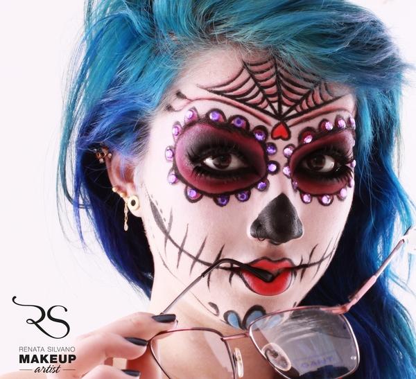 Day Of The Dead Makeup Renata Ss Photo Beautylish